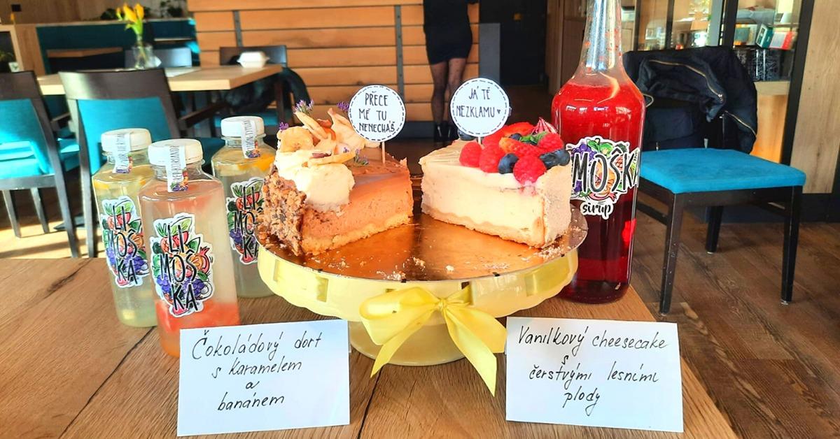 Úvodní fotka článku - Limoška a Domácí dorty
